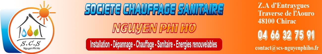 Société Chauffage Sanitaire – Nguyen Phi Ho